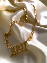 Load image into Gallery viewer, PRE-ORDER Carter Year Necklace