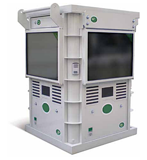 SAFE GARD 150 Bullet Proof Booth