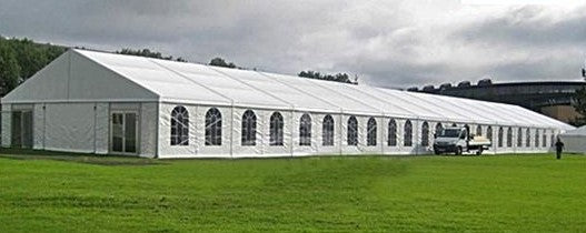 Olympia Model Tent up to 300 square meters