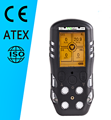 AR400 Portable Multi-gas Detector