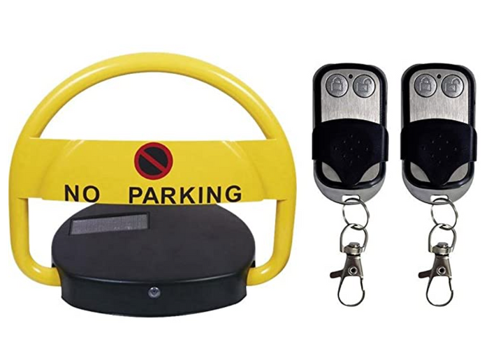 GIANT 24 Wireless Solar & Battery Operated Parking Lock