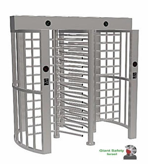 GIANT 255-E Full Height Turnstile