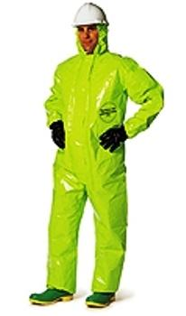 TYCHEM TK Protective Suit