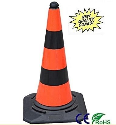 70cm HD Cone for Road Workers