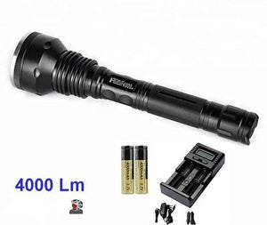 APOLLO 4040LM Rechargable Tactical Flashlight