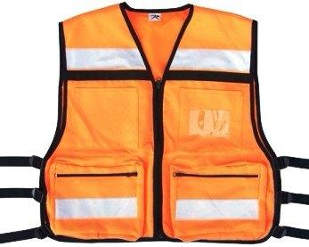 Vest for Emergency and Rescue Teams