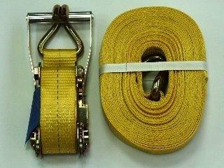 Ratchet Clamp Strap 9m