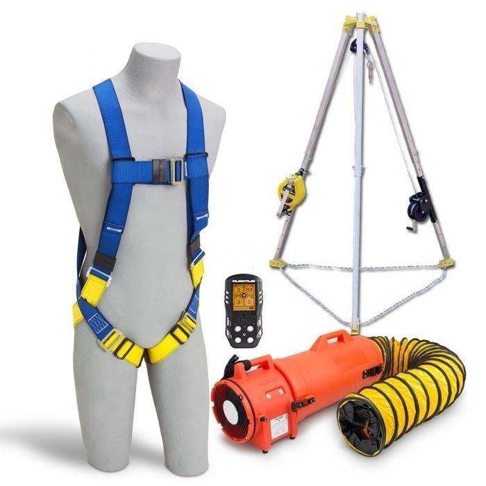 MASTER 100 Confined Space Access Kit