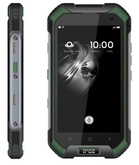 R7-G Rugged Smartphone