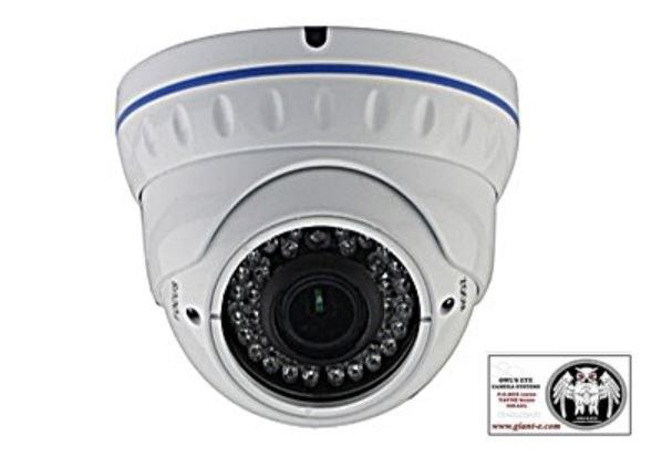 4MP 2.7-12mm outdoor EAGLE 1240 IP Security Camera