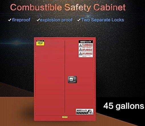 Combustable Safety Cabinet 45 Gallons
