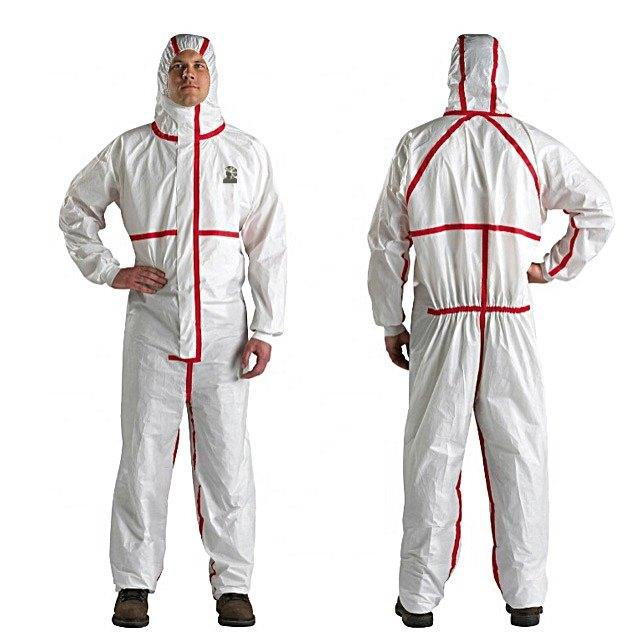 GIANT 2000 Protective Coverall (10 in a pack)