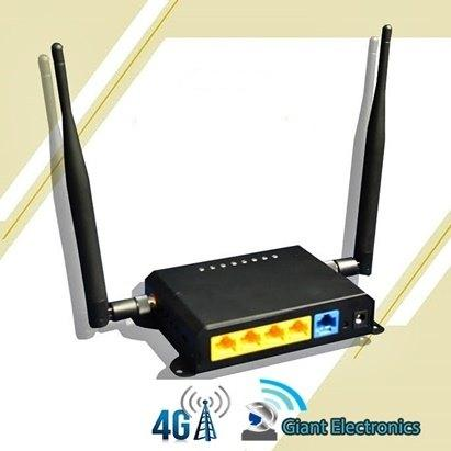 H15IL 4G Cellular Router