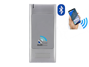 Software y control de acceso Bluetooth independientes
