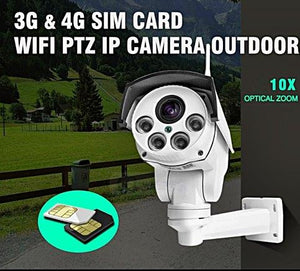 TOWER 47X10 10X Zoom outdoor cellular security camera