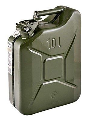 10L NZ Metal Fuel Tank