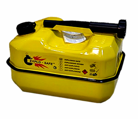Explosion Proof 10L Fuel Tank