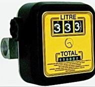 460-3 Mechanical Diesel Meter