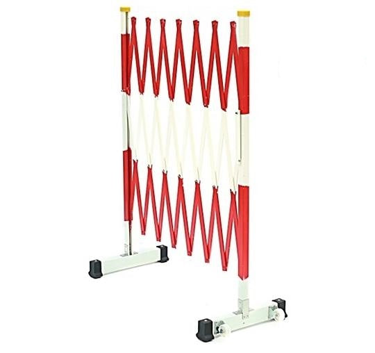 Folding FRP Concert Barrier