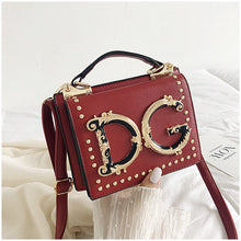 DG Leather Hand Bag
