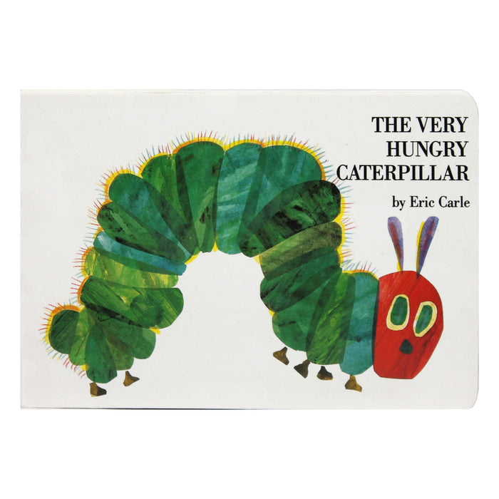 Book - The Very Hungry Caterpillar