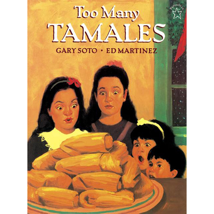 Book - Too Many Tamales