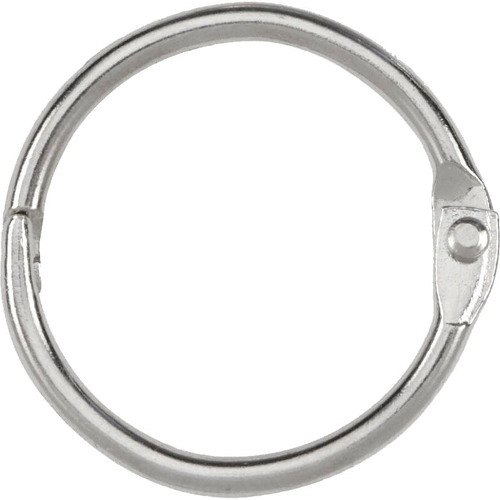 6 Pack 1.5 Inch Binder Rings