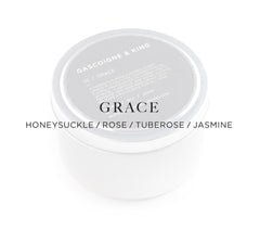 Grace – Honeysuckle/Rose/Tuberose/Jasmine.