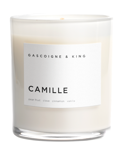 Camille Luxury Scented Candle