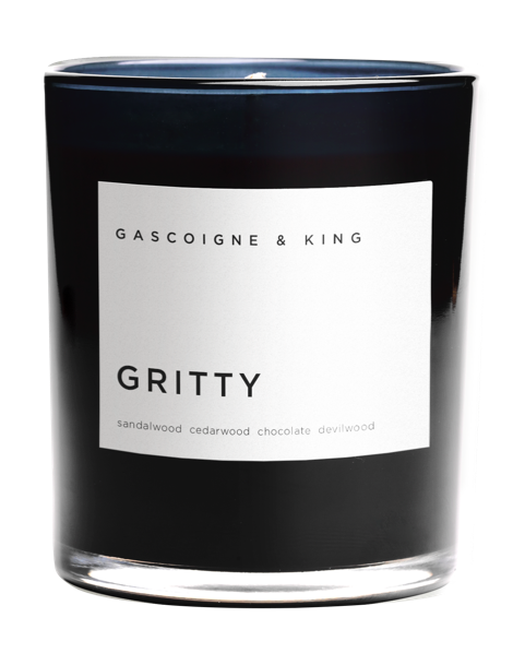 Gritty Luxury Scented Candle