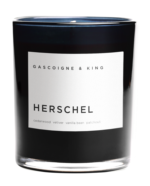 Herschel Luxury Scented Candle