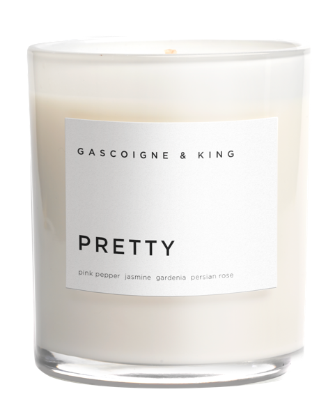 Pretty Luxury Scented Candle