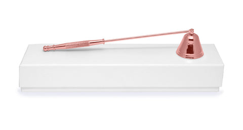 CANDLE SNUFFER - ROSE GOLD
