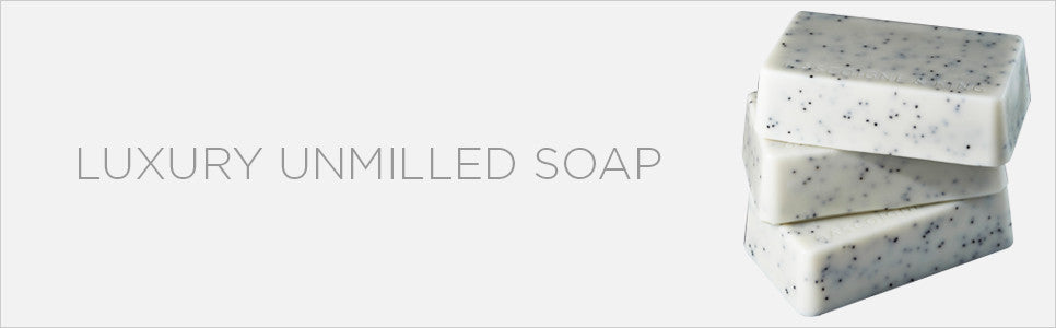 LUXURY UNMILLED SOAP