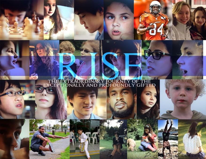 Rise: The Extraordinary Journey of the Exceptionally and Profoundly Gifted