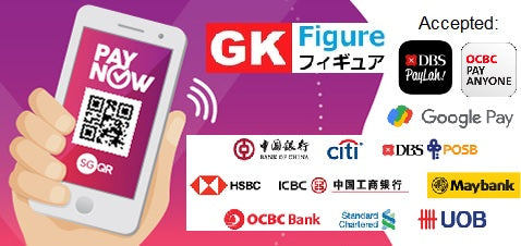 PayNow is now accepted in GK Figure!