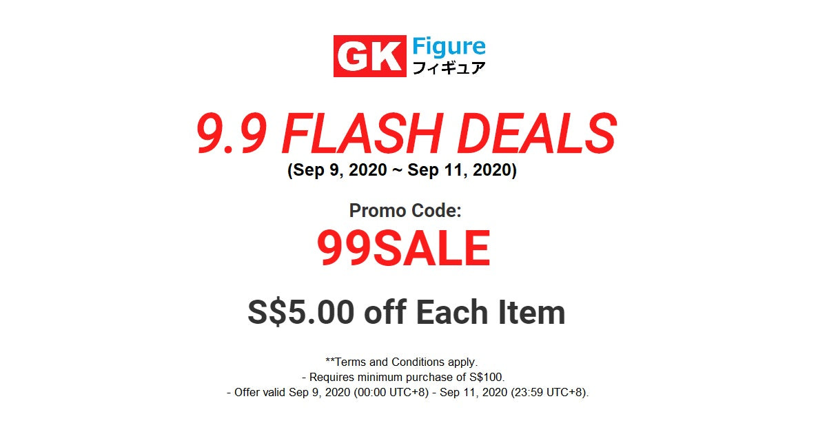 GK Figure - 9.9 FLASH DEALS - Anime Action Figure and Statue