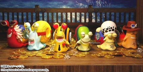 Power Max Studio - One Piece Transponder Snails [IN-STOCK] - GK Figure - www.gkfigure.com