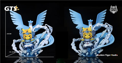 Golden Tiger Studio - Pokemon Pikachu Cosplay Cygnus Hyoga [PRE-ORDER CLOSED]