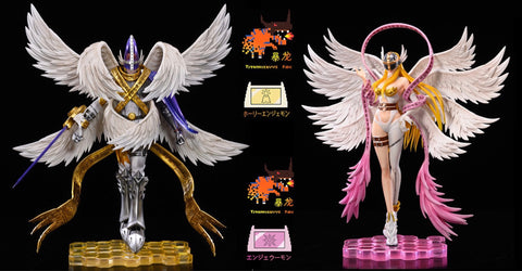 T-Rex Studio - Digimon Ultimate Series HolyAngemon Angewomon [PRE-ORDER]