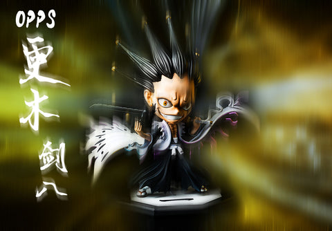 Kenpachi Zaraki [PreOrder - CLOSED] - GK Figure - Premium Resin Figurines, Collectibles, Models & Statues