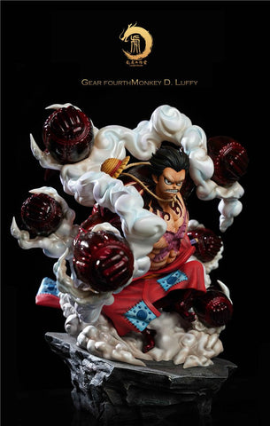 Long Hu Studio - Gear Fourth Luffy [PRE-ORDER]