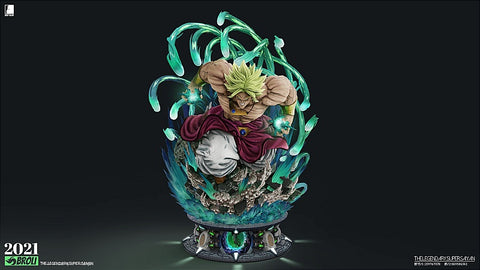 Last Sleep Studio - Dragon Ball Broly [PRE-ORDER]