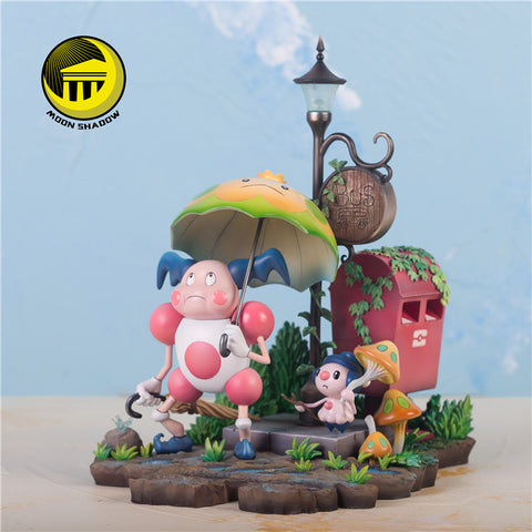 Mr.Mime & Mime Jr. [In-Stock]