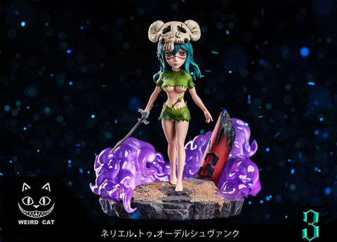 Nelliel Tu Odelschwanck [In-Stock] - GK Figure - Premium Resin Figurines, Collectibles, Models & Statues