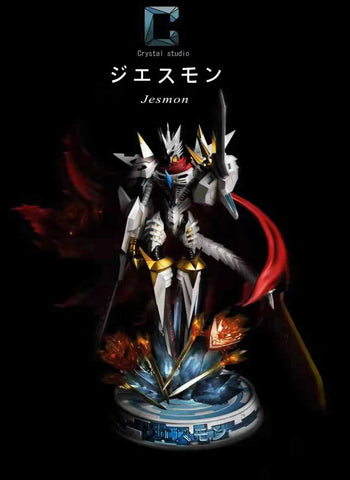 Crystal Studio - Digimon Holy Knight Series Jesmon [PRE-ORDER]