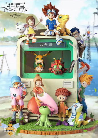 Wasp Studio - Digimon Generation1 Characters [PRE-ORDER]