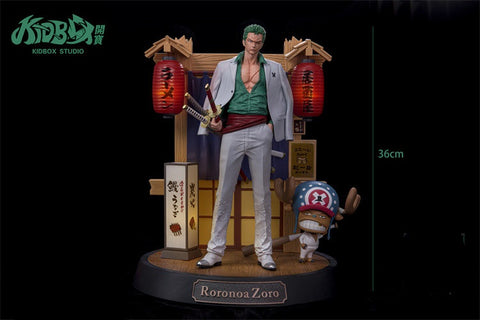 Kid Box Studio - One Piece Zoro And Chopper Izakaya [PRE-ORDER]