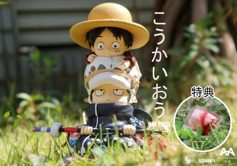 Huan Xiong Studio - Luffy And Law [PRE-ORDER]