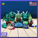 JacksDo Studio - Dragon Ball King Piccolo Family and Spaceship [PreOrder - CLOSED] - GK Figure - www.gkfigure.com